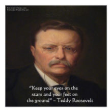 Theodore Roosevelt was born on October 27, 1858