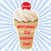 July 16 is National Ice Cream Day!