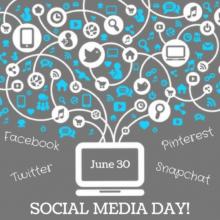 June 30 – Social Media Day