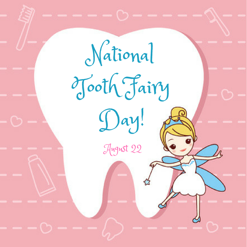 National Tooth Fairy Day 2018