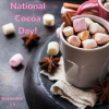 National Cocoa Day – Dec. 13