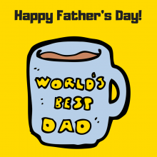 Father's Day is June 17!