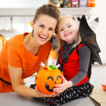 Halloween and Healthy Smiles