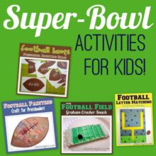 Super Bowl Game Ideas