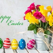 Happy Easter – April 16