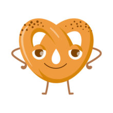 April 26 is National Pretzel Day!