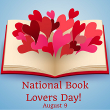 National Book Lovers Day – August 9