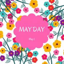 May Day – May 1