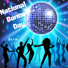 National Dance Day is July 28!