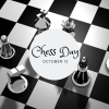 October 13 means it's Chess Day!