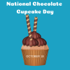 National Chocolate Cupcake Day – October 18