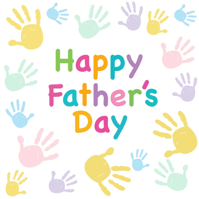 June 16 – Happy Father's Day!