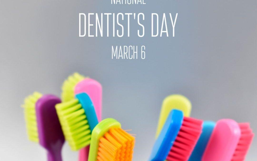 National Dentist's Day 2021