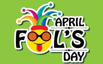 April Fool's Day 2021! (April 1)